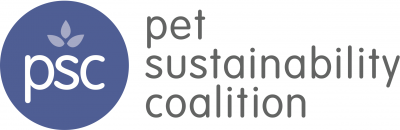 Proud member of The Pet Sustainability Coalition (PSC)